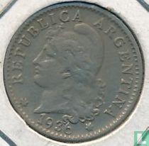 Argentinië 5 centavos 1936