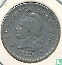 Argentinië 10 centavos 1925