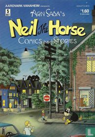 Neil the Horse Comics and Stories 5