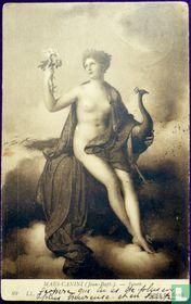 Maes Canini van  Jean Baptiste Lodewyck - Junon
