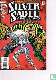 Silver Sable & The Wild Pack 32