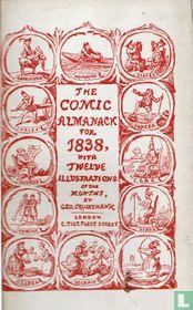 The Comic Almanack 1838/1839/1840