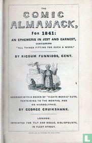 The Comic Almanack 1841/1842/1843