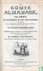 The comic almanack 1835/1836/1837