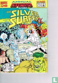 Silver Surfer Annual  5
