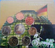 "Duitsland jaarset 2002 (A) ""Reichstag - Berlin"""