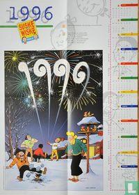 Suske en Wiske Weekblad 1996