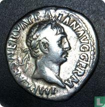 Romeinse rijk, AR Denarius, 98-117 AD, Trajanus, Rome, 98-99 AD
