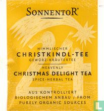 24 Himmlischer CHRISTKINDL-TEE Gewürz-Kräutertee | Heavenly CHRISTMAS DELIGHT TEA Spice-Herbal Tea