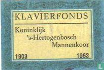 Klavierfonds Kon 's Hertogenbosch Mannenkoor
