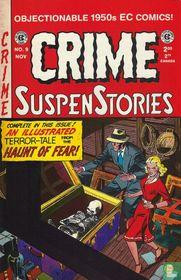 Crime Suspenstories 9