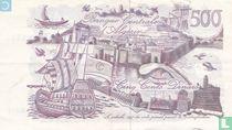 Algerije 500 Dinars 1970