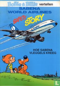 Bollie & Billie vertellen Sabena World Airlines Safety Story - Hoe Sabena vleugels kreeg