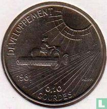 "Haïti 10 centimes 1981 ""FAO - World Food Day"""