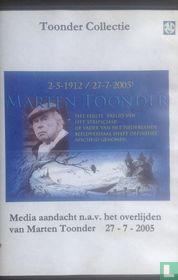 Media aandacht n.a.v. het overlijden van Marten Toonder 27-7-2005