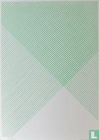 Francisco Soto Mesa - Constructivistische Compositie, 1989