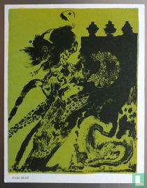 Litho uit 'The Situationists Times no. 6'