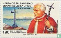 Bezoek Paus Johannes Paulus II