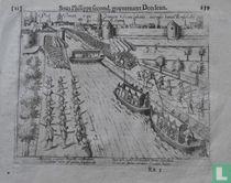 Auriacum excipiunt Bruxellis ecce Brabanti