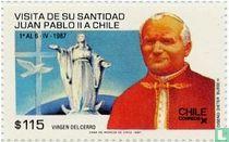 Bezoek Paus Johannes Paulus II kopen