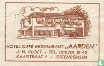 "Hotel Café Restaurant ""Aarden"""