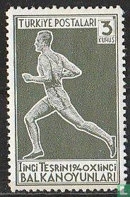 balkan spelen 1940