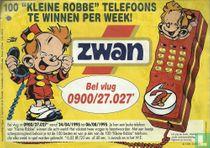 De Kleine Robbe - Zwan