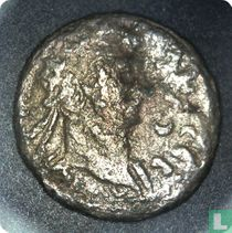 Romeinse Rijk, AR Tetradrachme, 117-138 AD, Hadrianus, Alexandrië, 121-122 AD