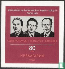 Aerospace-Killed cosmonauts