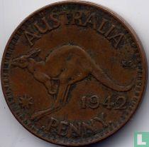Australië 1 penny 1942 (Bombay - I)