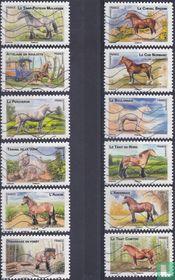 Franse streekpaarden