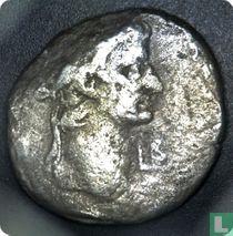 Romeinse Rijk, AR Tetradrachme, 68-69 AD, Galba, Alexandrië, 68-69 AD
