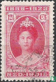 Jubilee Wilhelmina (perforation 11½)
