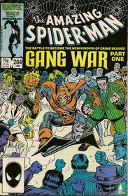 The Amazing Spider-Man 284