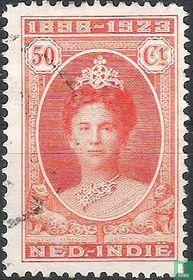 Jubilee Wilhelmina (perforation 11)