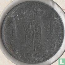 België 1 franc 1947 (NLD-FRA)