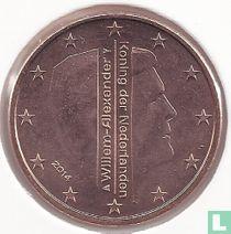 Netherlands 5 cent 2014