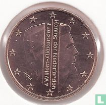 Netherlands 1 cent 2014