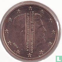 Netherlands 2 cent 2014