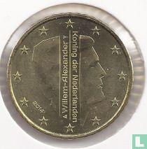 Netherlands 50 cent 2014