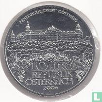 """Oostenrijk 10 euro 2006 """"Benediktinerstift Göttweig"""""""