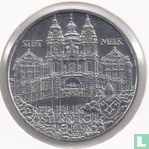 "Oostenrijk 10 euro 2007 (Special Unc) ""Melk Abby"""