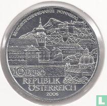 """Oostenrijk 10 euro 2006 (Special Unc) """"Nonnberg Abbey"""""""