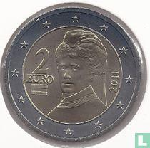 Austria 2 euro 2011