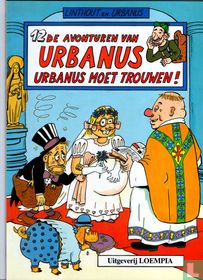Urbanus moet trouwen!