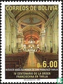Franciscanenklooster Tarija