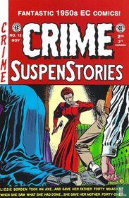 Crime Suspenstories 13