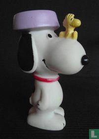 Snoopy en Woodstock op reis