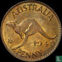 Australië 1 penny 1940 (K.G.)