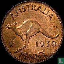 Australië 1 penny 1939
